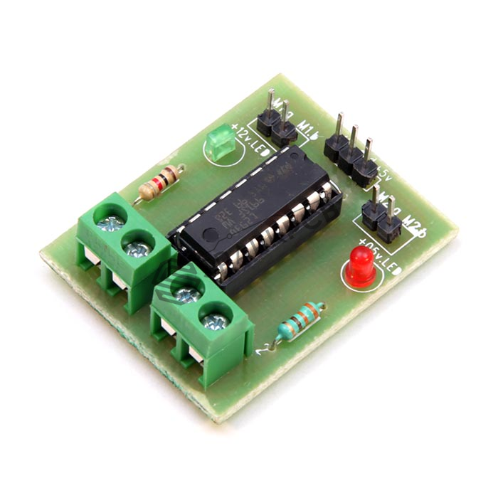 L293d dc motor or stepper motor driver board for L293d motor driver module