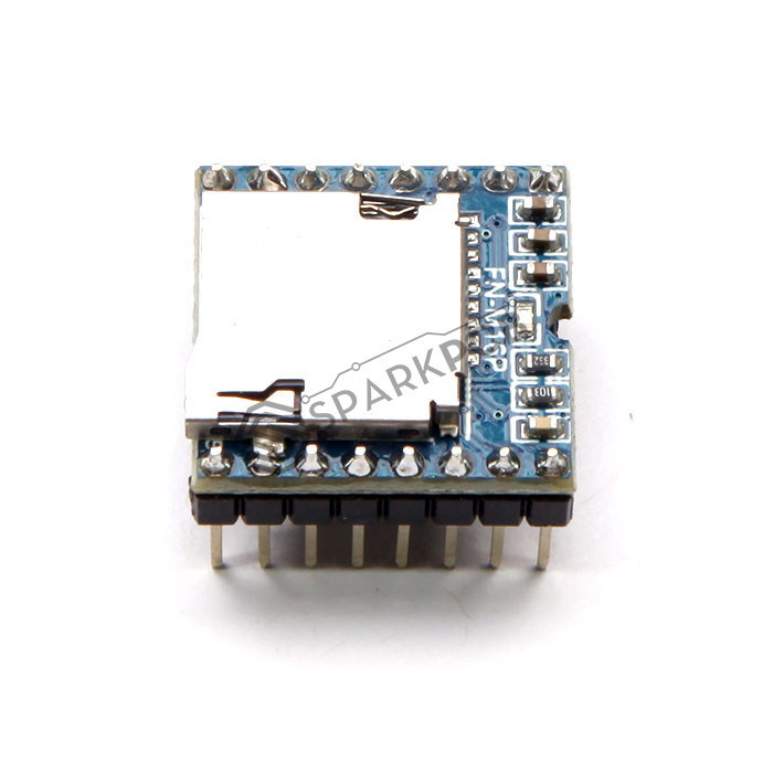 Buy Fn M16p Sd Card Mp3 Module For Arduino Buy Online