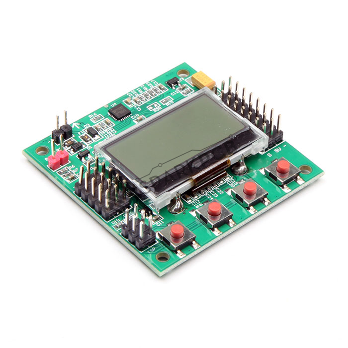 KK2 1 5 Multirotor LCD Flight Control Board with MPU6050