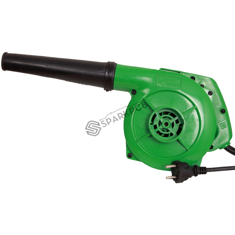 High Powered Blower : Air blower planet power sparkpcb