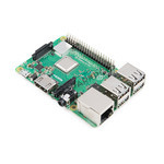 Raspberry Pi 3 B+ 1GB Ram Single Board Computer in Built WiFI and Bluetooth
