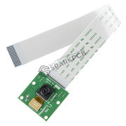 5MP Raspberry Pi Camera Module with Cable