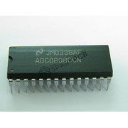 ADC0808 Analog to Digital Converter IC