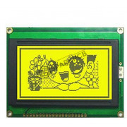 128x64 Green Graphical LCD