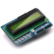 16x2 Line LCD Shield with Keypad for Arduino