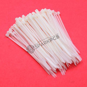 100mm Self Locking Nylon Cable Ties Wraps 100Pcs