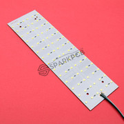 12V DC 84 Ultra Bright SMD LED Light Board for  Emergency Light Solar Light
