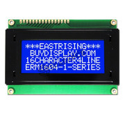 16x4 Line Blue Character LCD