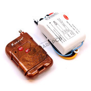 220V AC 1Ch Wireless Remote Control Switch Transmitter And Receiver
