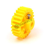 25 Teeth Plastic Gear