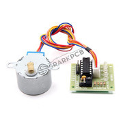 28BYJ-48 Unipolar Stepper Motor with ULN2003 Driver Board