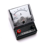 2A DC Moving Coil Analog Lab Meter