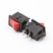 15 mm SPDT 3 Pin Nano Rocker Switch