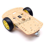 2 Wheel Drive Smart Robot Chassis Kit