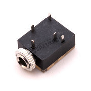 3.5 mm 5 Pin Stereo Female Socket
