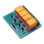 4 Channel 12V Realy Board