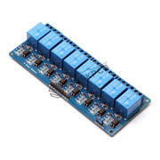 8 Channel 5V Relay Board with Optocoupler for Arduino Raspberry Pi