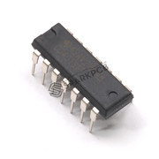 CD4013 Dual D-Type Flip Flop IC