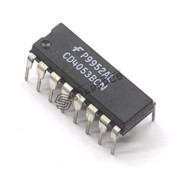 CD4053 Triple 2-Channel Analog Multiplexer Demultiplexer IC