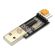 CH340G USB to TTL Converter or Compatible with Pro Mini Bootloader