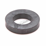 32x6 mm Ferrite Ring Magnet