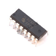MAX232 Dip IC Serial to TTL, TTL to Serial Level Converter