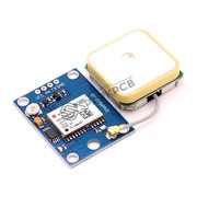 NEO-6M GPS Module with Active Antenna