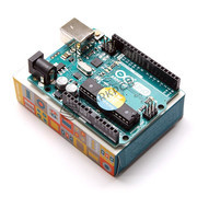 Original Arduino Uno R3 Made In Italy