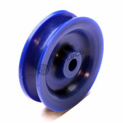 Plastic Pulley 50x13 mm