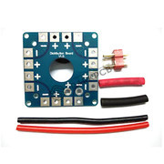 ESC Power Distribution Board for Quadcoptor