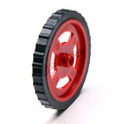 Robot Wheel 7x0.8cm for BO Motor