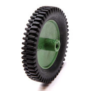 Robot Wheel 7x1.2 cm for BO Motor