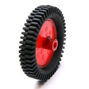Robot Wheel 7X1.2 cm Red Base