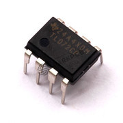 TL072 Low-Noise JFET-Input Operational Amplifiers IC