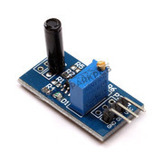 Vibration Sensor Module for Intelligent Vehicle