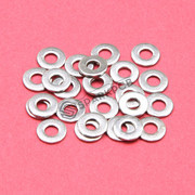 3x8 mm Round Metal Washers 25Pcs