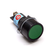 FTC 16mm NO Green Momentary Push Button Switch