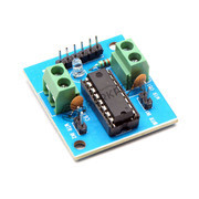 L293D Duel DC Motor or Stepper Motor Driver Board