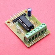 L293D Motor Driver Module with PWM Pins