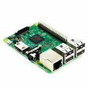 Raspberry Pi 3 Model B 1GB Ram Single Board Computer Built in WiFI and Bluetooth