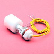 White Liquid Water Level Float Sensor