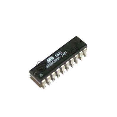 AT89C2051 20-Pin Dip 2K Byte 8-Bit Microcontroller