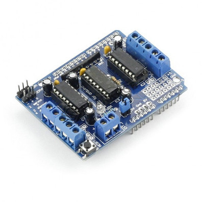 Arduino L293-D Shield