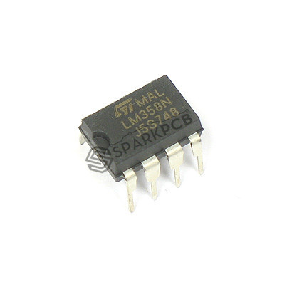 LM358 Operational Amplifier or Comparator IC
