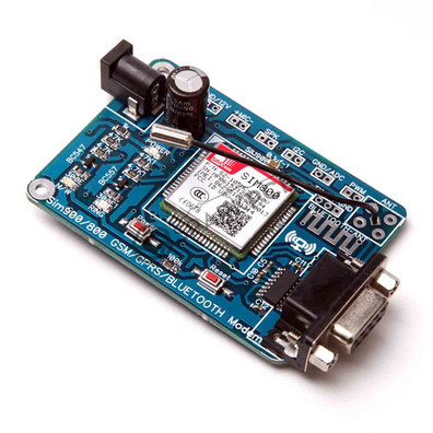 Sim800a Gsm Gprs Bluetooth Modem Comparable With