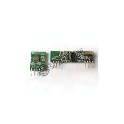 RF 433 MHz Transmitter & Receiver Set
