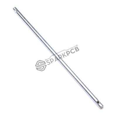 200mm Length 6mm Thick Metal Shaft