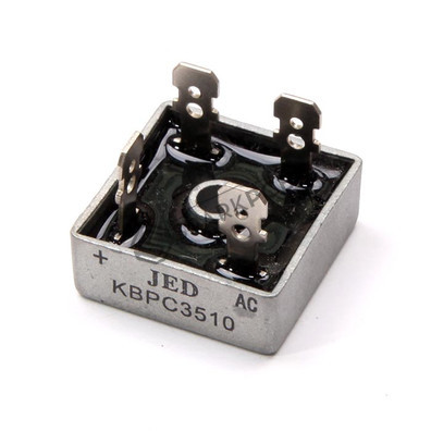 3510 50-1000V 35A Metal Case Bridge Rectifier
