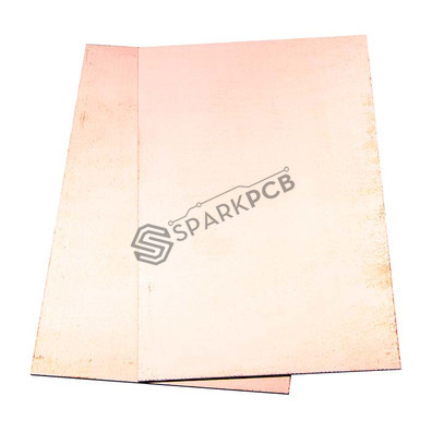 6x4 Inch Epoxy Double Sided Copper Clad PCB