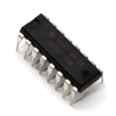 74HC595 8 Bit Serial-in Serial or Parallel-out Shift Register IC